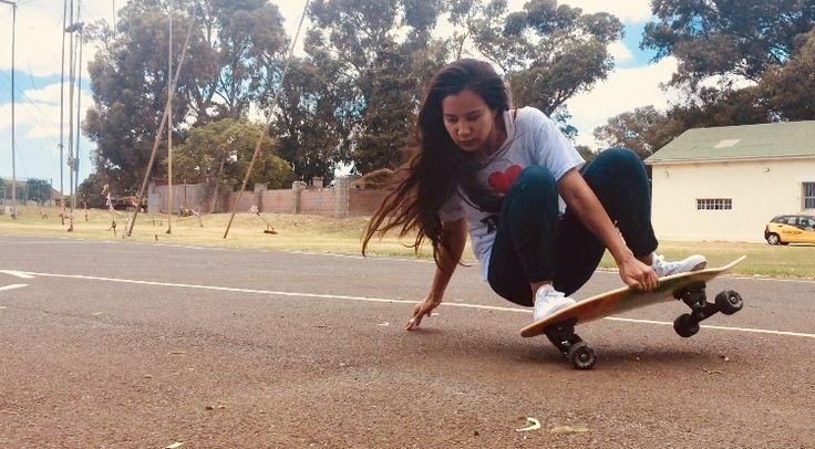 Carver ️ Skater girls, Mirror selfie, Skate