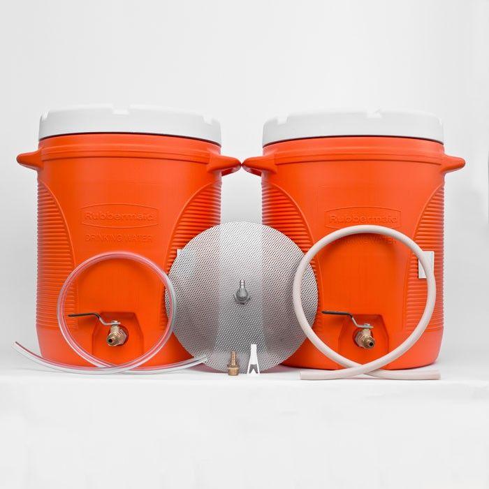 Kewler Deluxe All Grain Kit – 10 gallons: Fournitures du Midwest   – DRINKS- LIQUORS, COCKTAILS, LIQUEURS, CONCOCTIONS, LIBATIONS