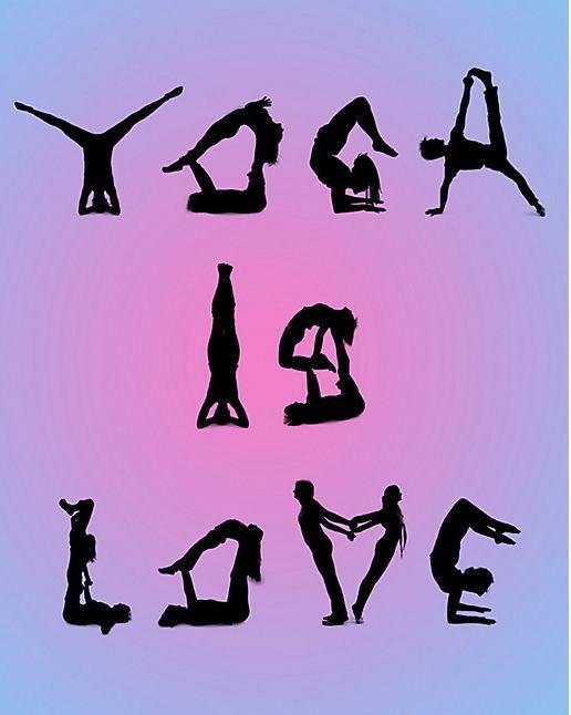 йога для похудения картинки поздравления наблюдений