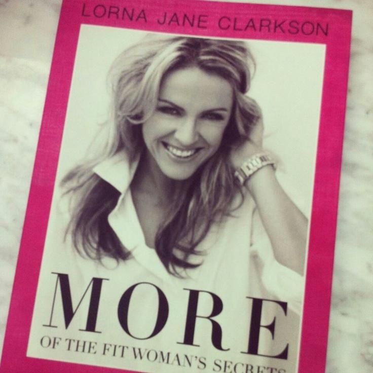 Lorna Jane - More  A fantastic book!!
