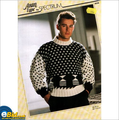 17 best images about Mens Knitwear on Pinterest Chunky knitting patterns, B...