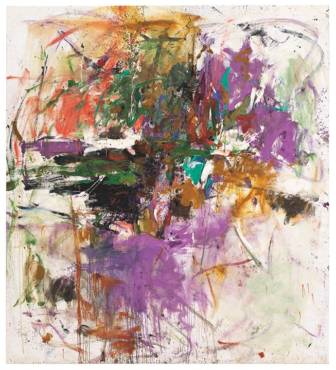 Joan Mitchell - Museum Ludwig, Cologne More