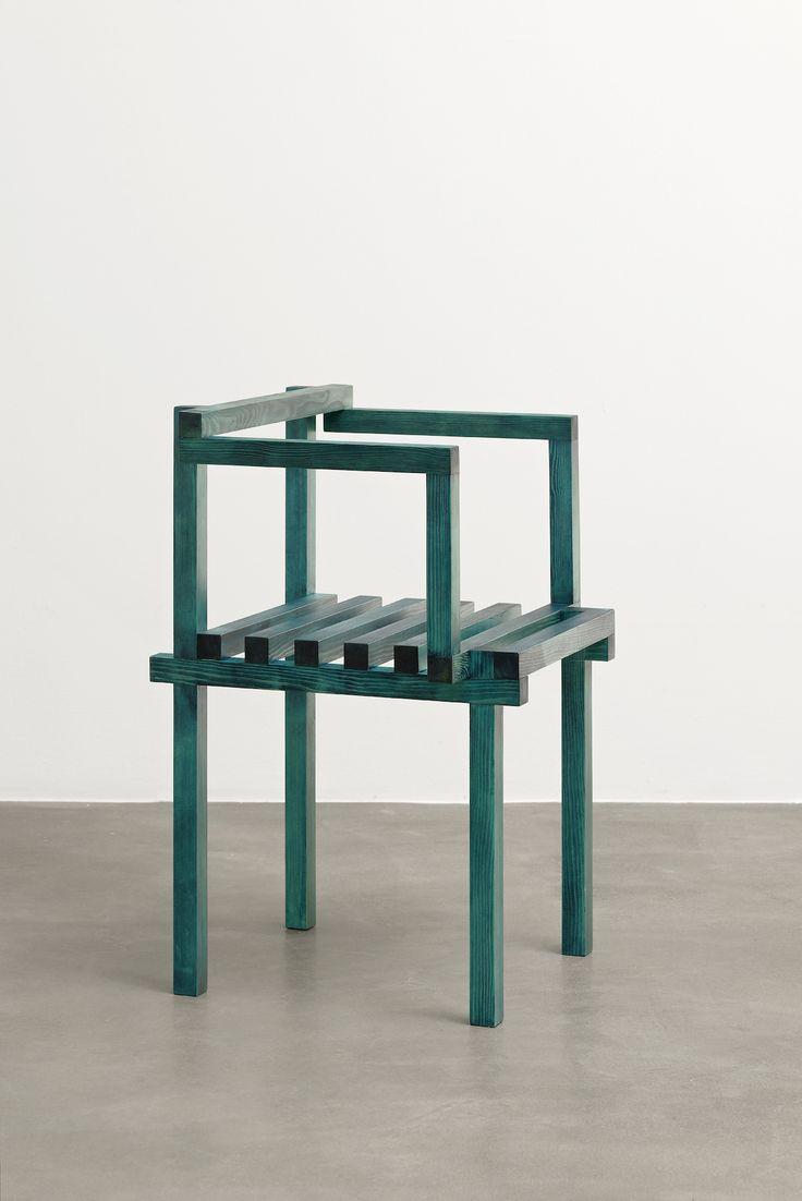 Fredrik Paulsen: TORRI chairs — Thisispaper — What we save, saves us.