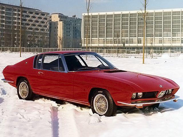 fuckyeahconceptcarz:  1968BMW 2000 ti Coupe (Frua)  wowow