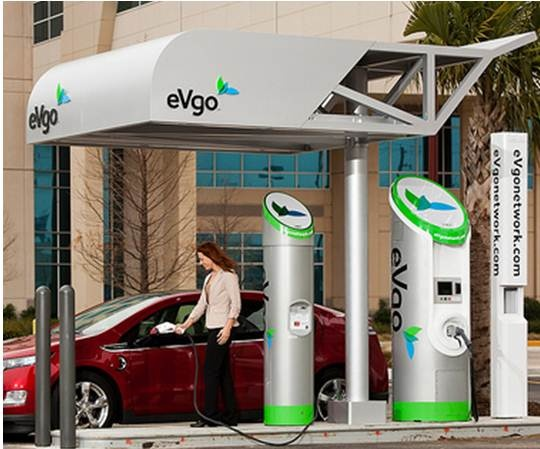 $100 Million for Electric Car Charging in California from NRG Energy