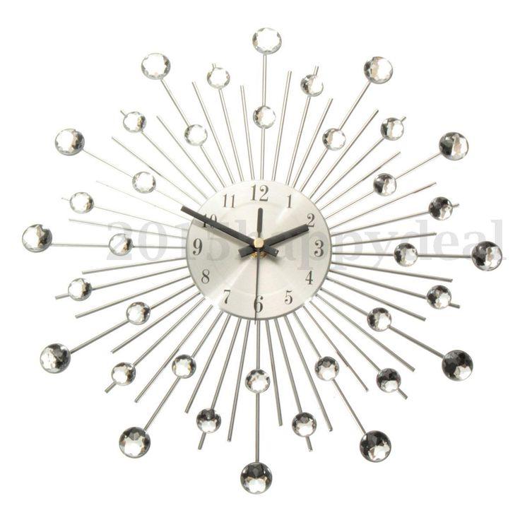 US $15.54 New in Home & Garden, Home Décor, Clocks