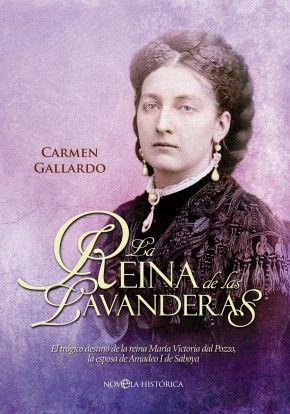 En 15 minutos estará Carmen Gallardo en la @lcentralz firmando 'La reina de las lavanderas' @esferalibros