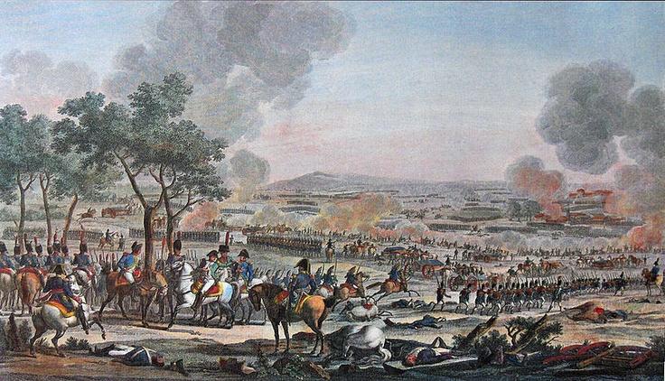 Napoléon à Wagram