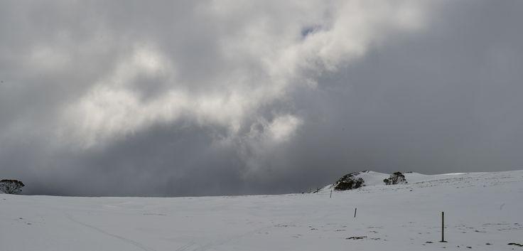 In the eye of the blizzard. www.australianphotos.com.au