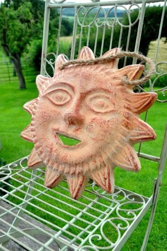 Add Some Warmth To The Wall Of Your House With This Lovely Terracotta  Mexican Sun.
