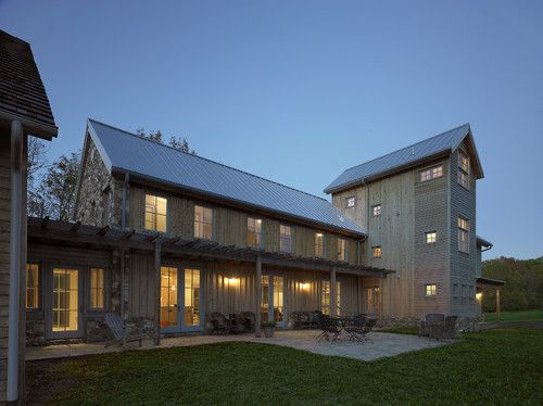 17 Best images about Barn Home Ideas Interiors and Exteriors on Pinterest