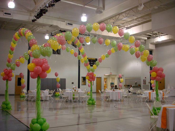 balloon dance floors | ... Balloon and Event Designs - Dance Floor | Dance Canopy| Knoxville