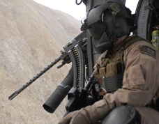 US Air Force Aerial_Gunner