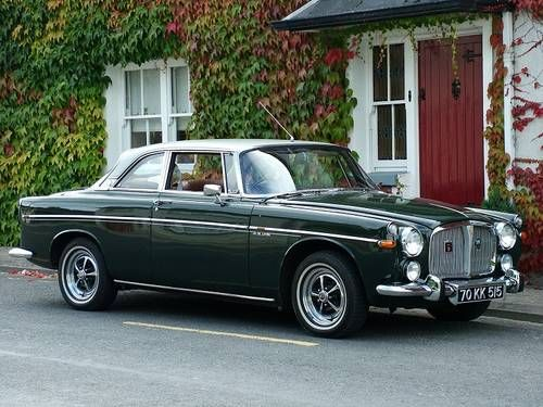 "Rover P5B Coupe ""2 Door"" (1970)"