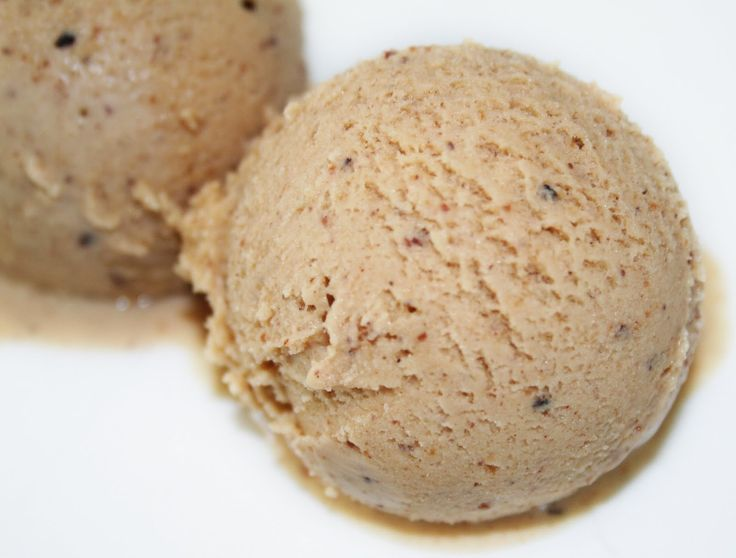 La Cuisine de Bernard: La Crème Glacée au Praliné