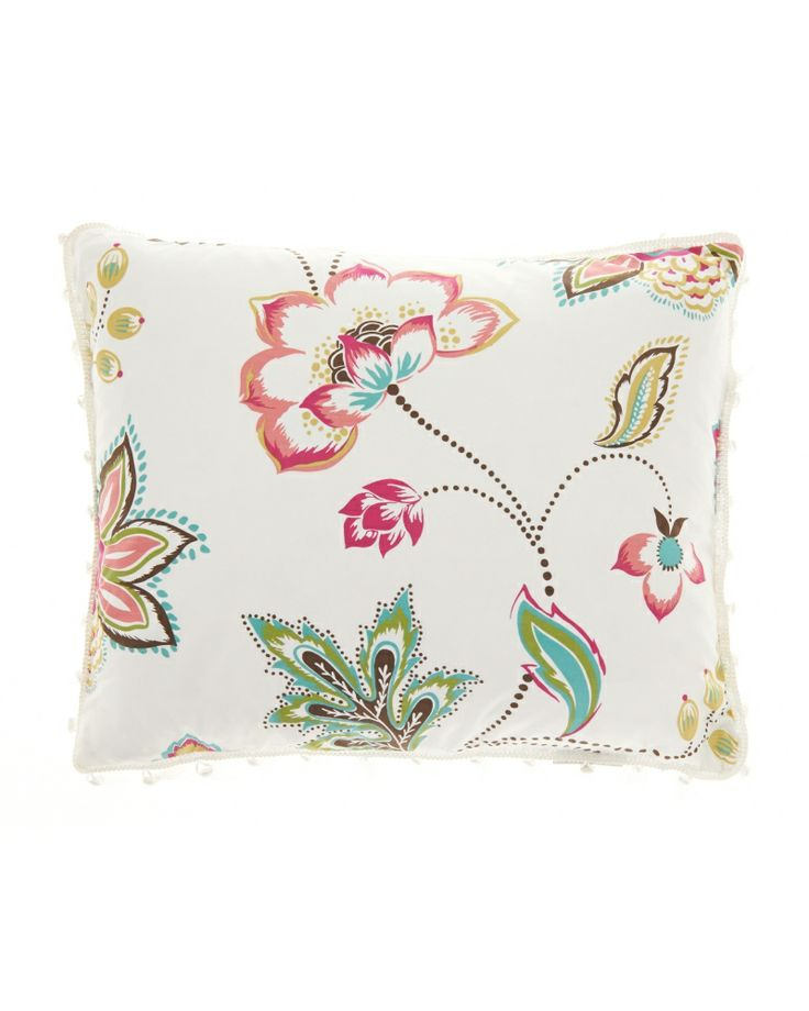 Luxury Decorative Pillow Collection : Nina Home at Stein Mart - Aubree tassel decorative pillow Stein Mart Faves! Pinterest ...