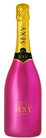 Sexy Sparkling Brut - champs is the best - especially in thus pink bottle!