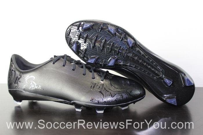 adidas f50 adizero black pack weight