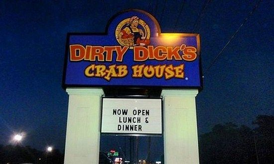 Most weird and shameless restaurant names that will shock you (25 Photos)
