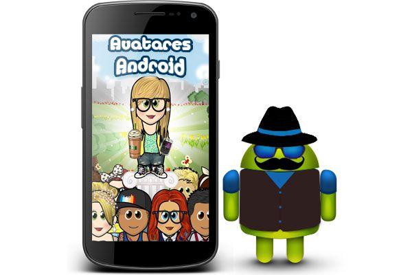 10 Aplicaciones Android que te permiten crear avatares gratis para usar como foto de perfil o fotos para tus contactos en el teléfono