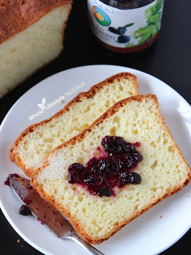 The best gluten free bread recipe that is made without brown rice flour! Great for sandwiches and toast!