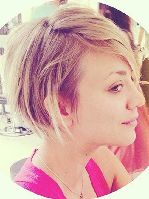 Kaley Cuoco New Trendy Hair | Beauty | Pinterest | For ... - photo #32