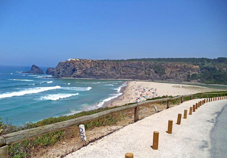 Odeceixe beach, Portugal Cycling
