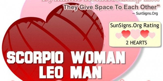 Scorpio Woman And Leo Man – A Dynamic But Stubborn Match