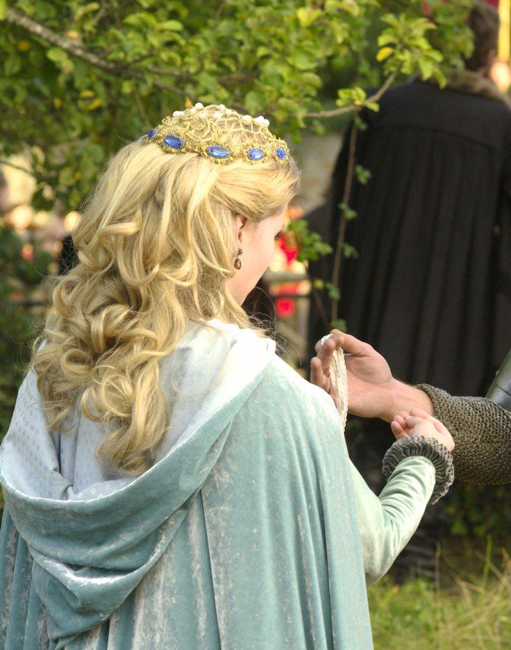annabelle wallis as jane seymour in the tudors  tv series