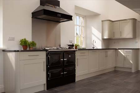 Klassiek elektrisch fornuis keukens fornuizen en kookplaten