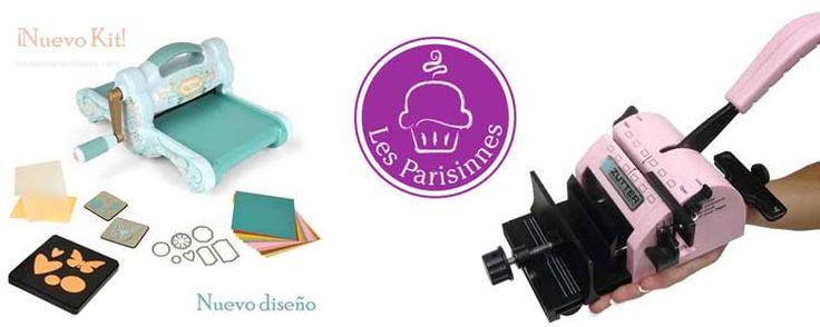 Promoción de herramientas para Scrapbooking en Les Parisinnes   Portaldelabores.com   Portal de labores