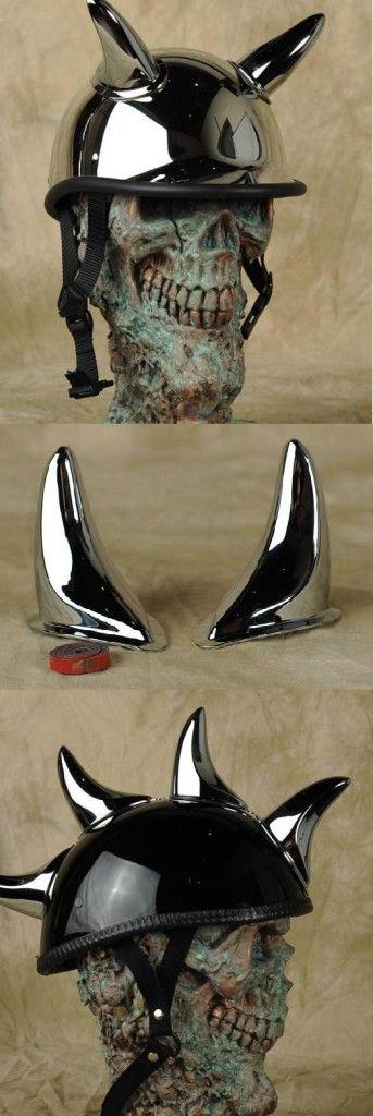 badass helmets   Custom Accessories: Devil Horns