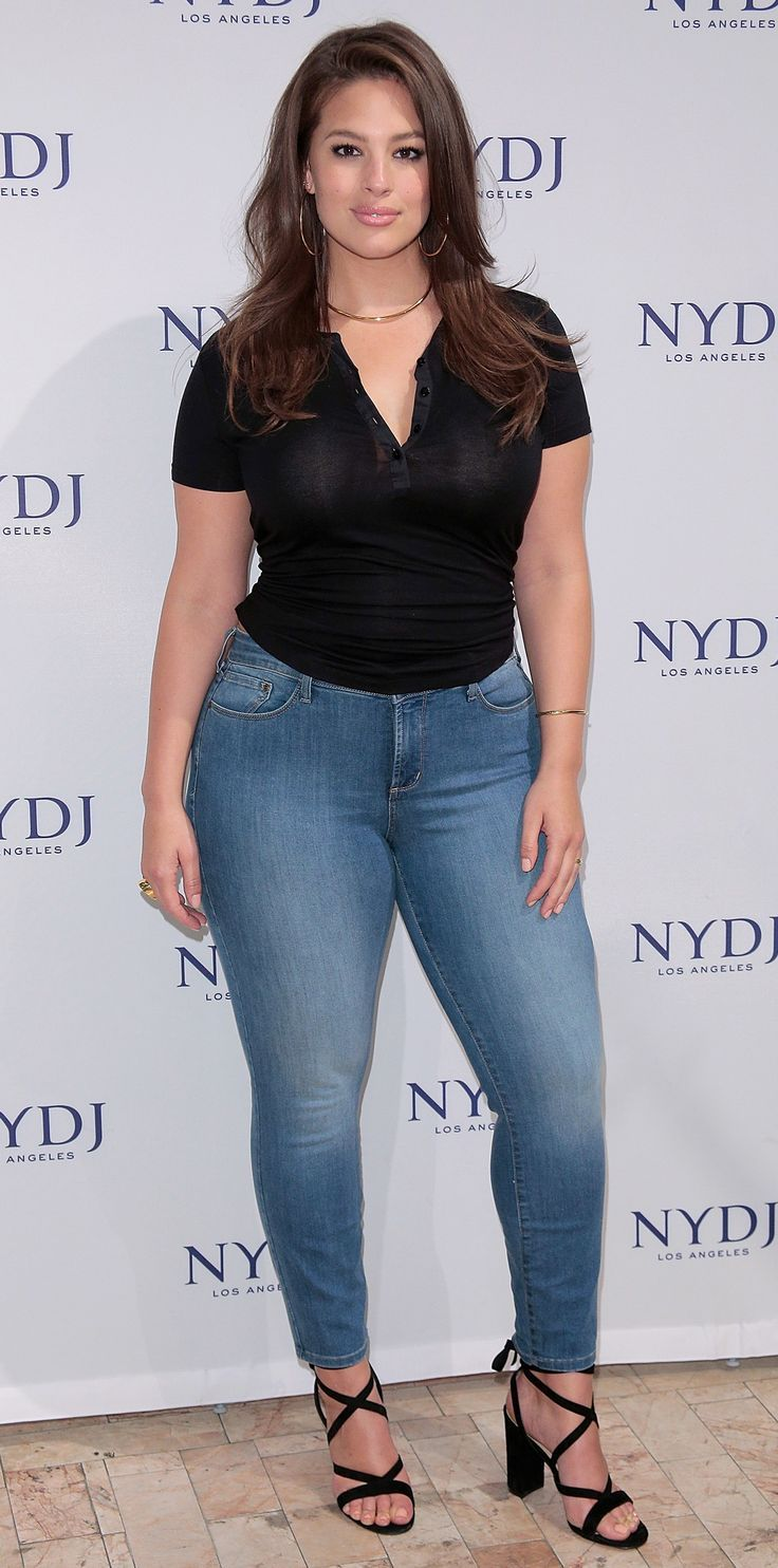 9 Plus-Size Style Lessons to Learn from Ashley Graham - Fit Is Everything from http://InStyle.com