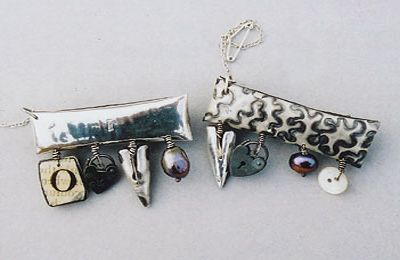 Jan Fryer brooches