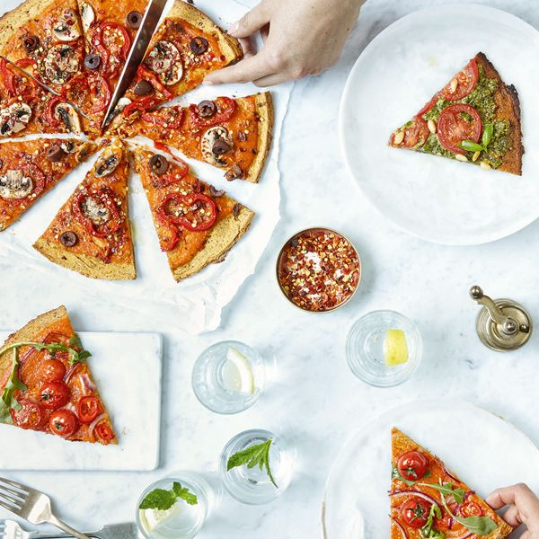 Squash Pizza Three Ways | sheerluxe.com