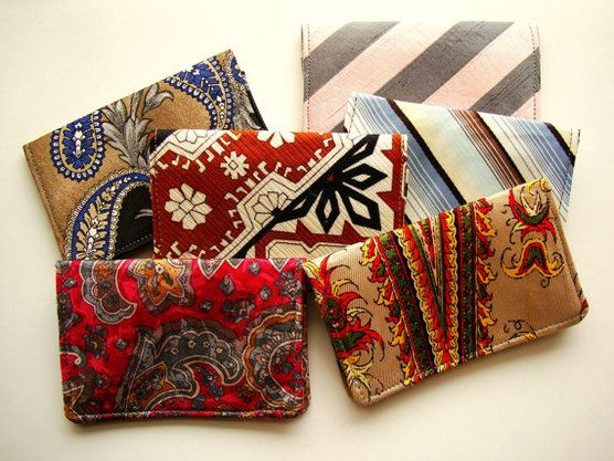 Sharee design Necktie Purses