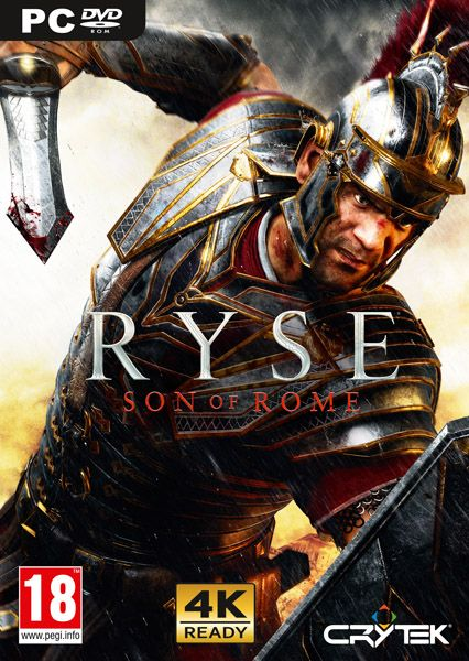 """Ryse: Son of Rome"" tells the story of Marius Titus, a young Roman soldier who witnesses the murder of his family at the hands of barbarian bandits, then travels with the Roman army to Britannia to seek revenge. Quickly rising through the ranks, Marius must become a leader of men and defender of the Empire on his quest to exact vengeance – a destiny he soon discovers can only be fulfilled much closer to home"