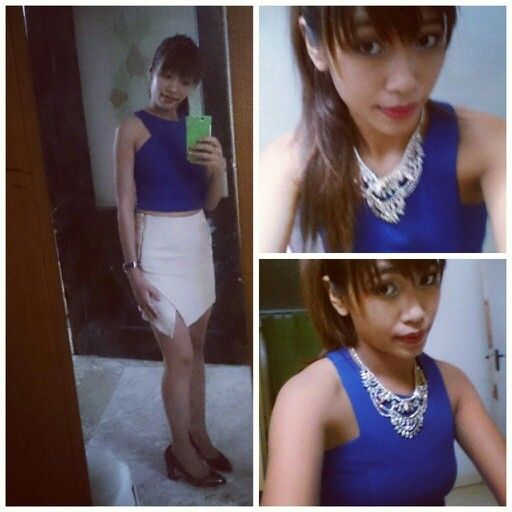 One more look.. How to dress it up!