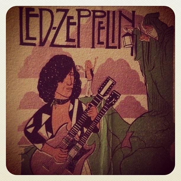 School of Rock Presents the music of Led Zeppelin #schoolofrock #ledzeppelin #rockandroll #summer #show #fun #doylestown #buckscounty #kidsmusiclessons