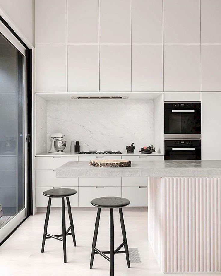60 Glamorous Scandinavian Kitchen Decor Ideas (24 In 2019