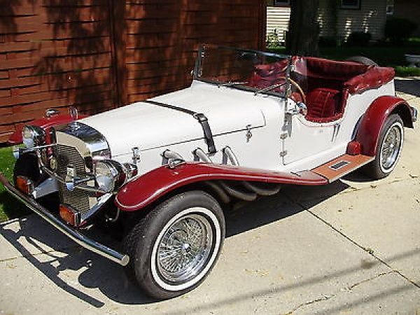 Replica kit makes mercedes benz ssk 1929 mercedes benz for Where mercedes benz cars are made