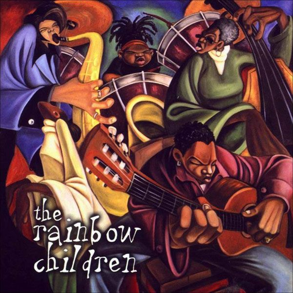 The Rainbow Children (2001) - A Visual History of Prince's Album Covers   Complex