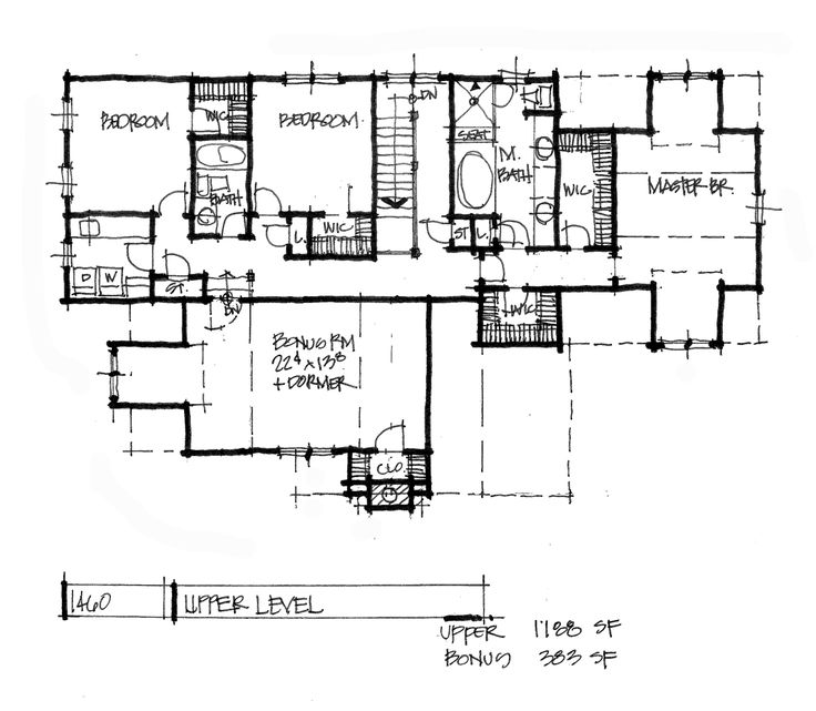 House plans rear entry garage house plans for Rear entry garage house plans