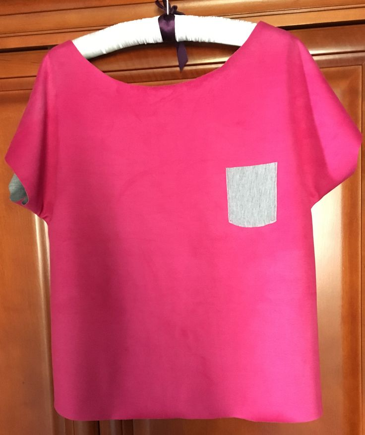 Pink/grey t-shirt launch into the colours