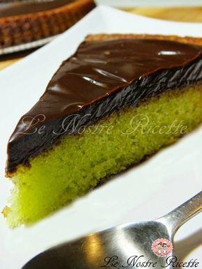 Torta cioccolato e menta