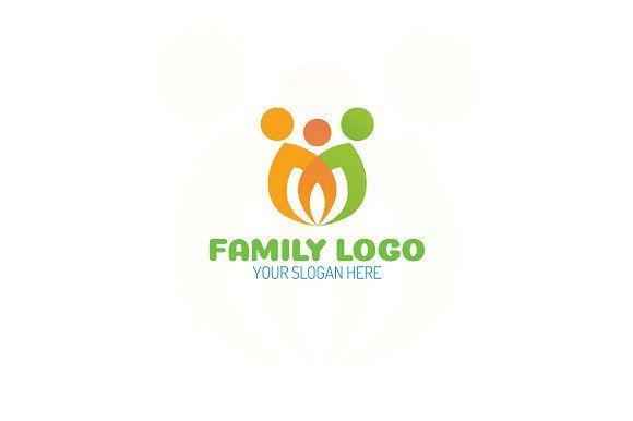 Family logo by MIRARTI on @creativemarket