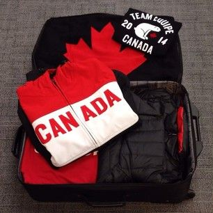 Olympians set to represent Canada in style | Canadian Olympic Committee  unveiled the new Sochi 2014 Canadian Olympic and Paralympic Gear