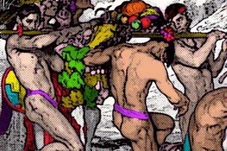 Lo nefando de la homosexualidad Revisión crítica de la transgresión sexual prehispánica Leonardo Bastida Aguilar | La Jornada, 2015-02-05 http://www.jornada.unam.mx/2015/02/05/ls-central.html
