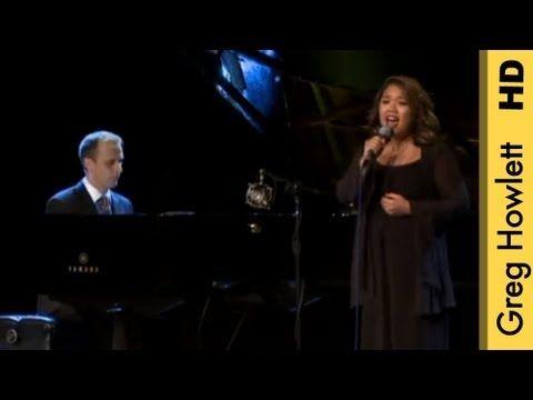 ▶ God Leads Us Along - May Leporacci with Greg Howlett - YouTube