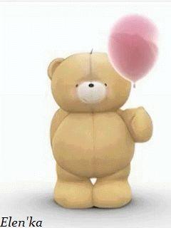 Teddy Bear - Forever Friends